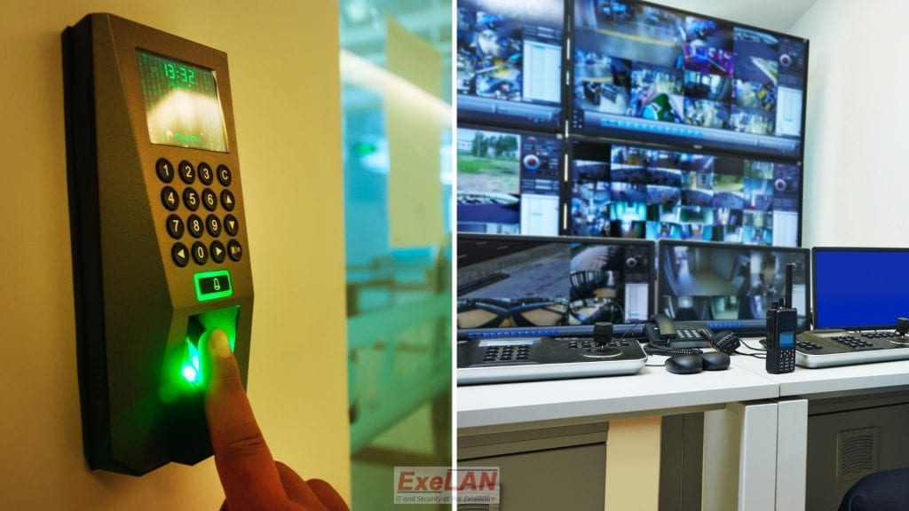Security Surveillance and Access Control