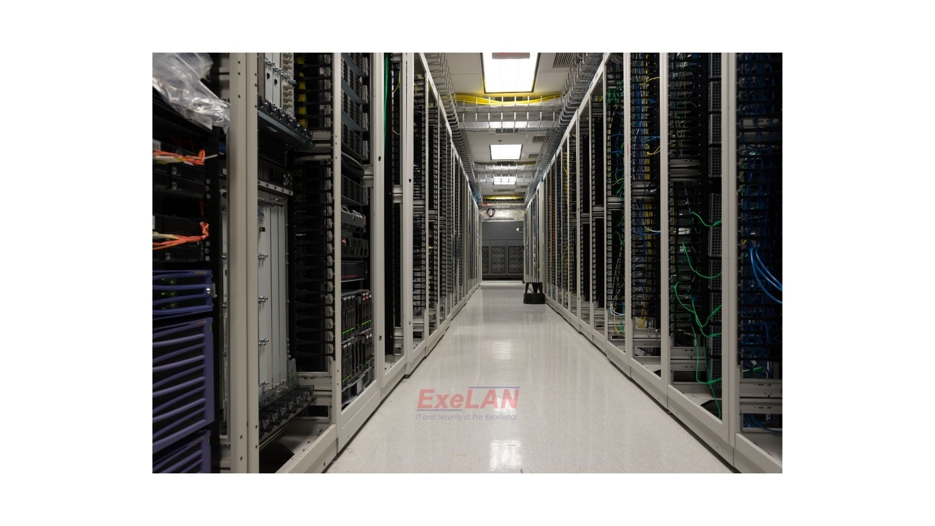 DataCentre Racks and Pathways